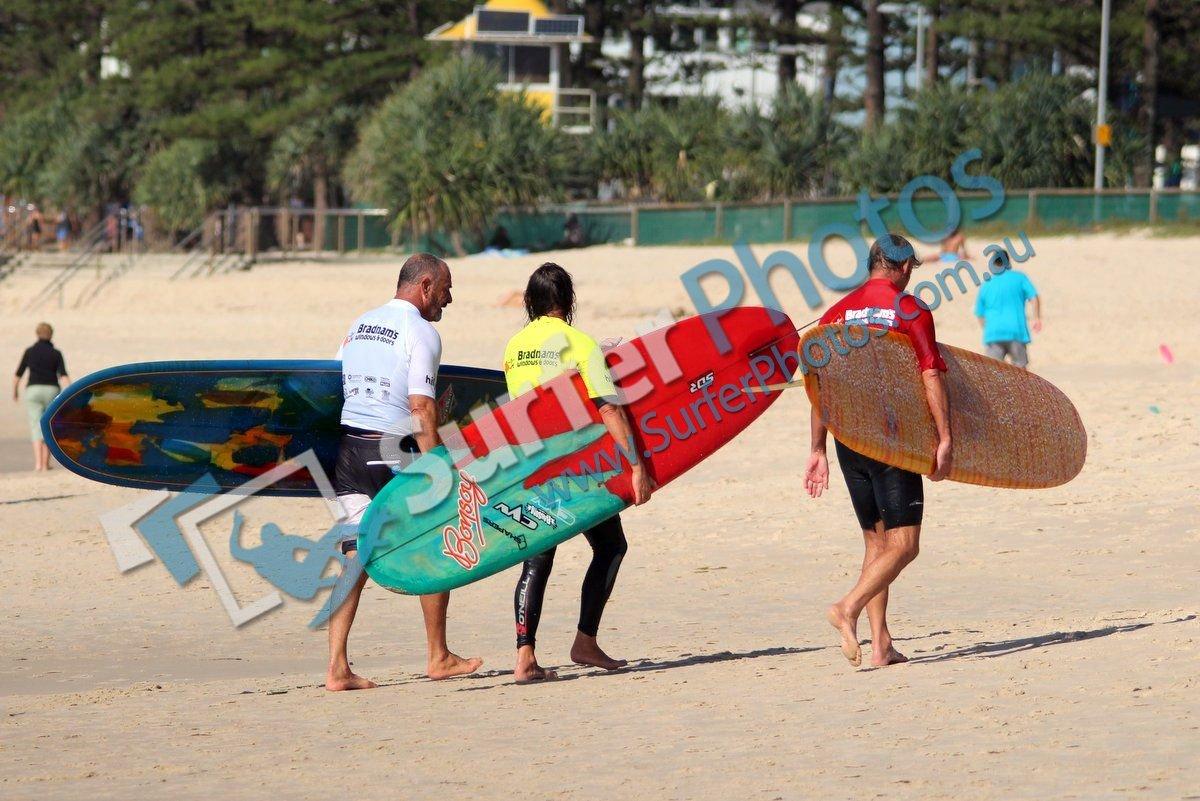Queensland Longboard Titles – North Burleigh – 21 June 2014