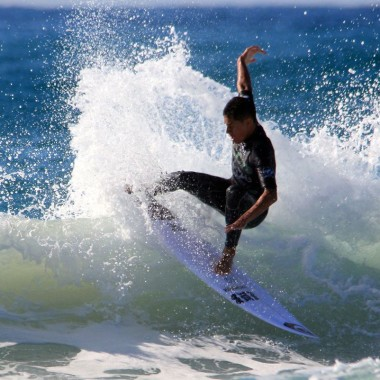 2015 Billabong Occy's Grom Semi Finals – Duranbah – 2 July 2015