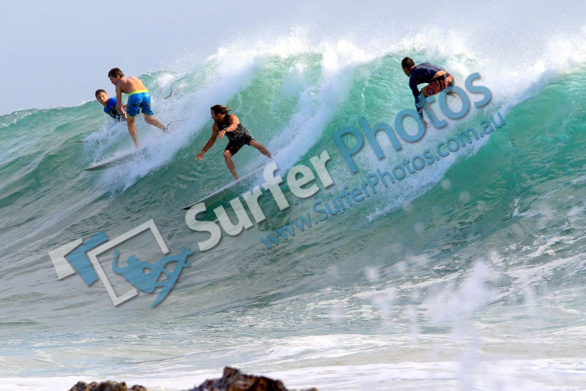 Snapper Rocks – 27 Feb 2016